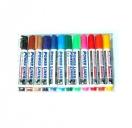 Bút lông bảng 12 màu