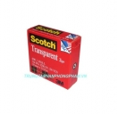 Băng keo 3M Scotch Transparent